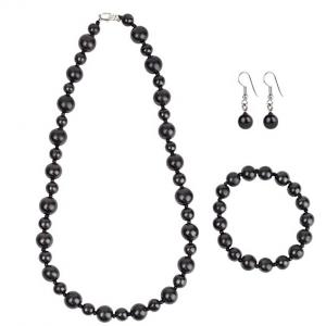Heka Naturals Jewelry Set