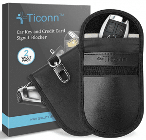 TICONN Premium Faraday Cage Protector