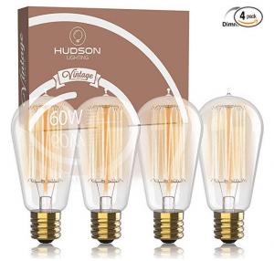 Vintage Incandescent Bulbs